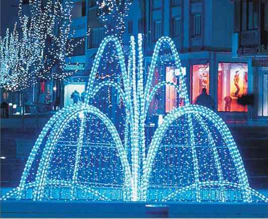 Decorazioni Luminose Natalizie : Lucifesta s.r.l. illumination illuminazioni natalizie addobbi